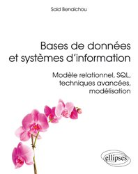 Bases de données et systèmes d'information - Modèle relationnel, SQL, techniques avancées, modélisation
