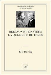 Bergson et Einstein