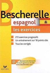 BESCHERELLE ESPAGNOL EXERCICES
