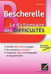 Bescherelle Le Dictionnaire des Difficultés