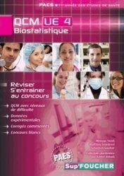 Biostatistique QCM UE4