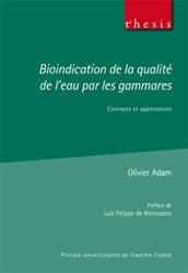 Bioindication de la qualité de l'eau par les gammares