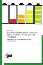 Biofilms électro-actifs issus des zones humides de la Guyane Française