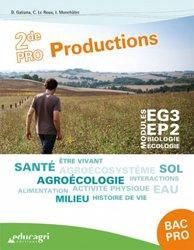 Biologie-Ecologie 2de Bac pro Productions