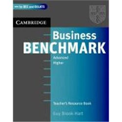 Business Benchmark Advanced - Teacher's Resource Book