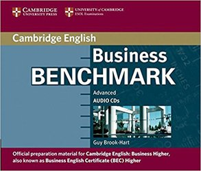 Business Benchmark Advanced - Audio CD BEC Higher
