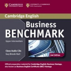 Business Benchmark Upper Intermediate Business Vantage - Class Audio CDs (2)
