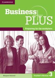 Business Plus Level 3 - Teacher's Manual