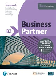 Business Partner - B2 - Coursebook With Digital Resources