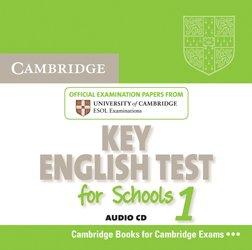 Cambridge Key English Test for Schools 1 - Audio CD