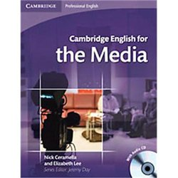 Cambridge English for the Media - Student's Book with Audio CDs (2)