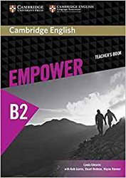 Cambridge English Empower, Upper Intermediate - Teacher's Book