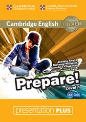 Cambridge English Prepare! Level 1 - Presentation Plus DVD-ROM