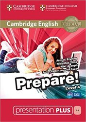 Cambridge English Prepare! Level 4 - Presentation Plus DVD-ROM
