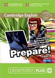 Cambridge English Prepare! Level 6 - Presentation Plus DVD-ROM