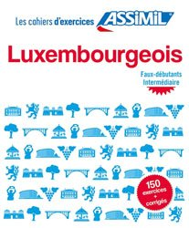 CAHIER EXERCICES LUXEMBOURGEOIS FAUX DEBUTA