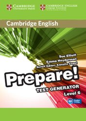 Cambridge English Prepare! Test Generator Level 6 - CD-ROM