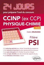 CCINP Physique-Chimie