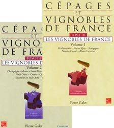 Cépages et vignobles de France Tome 3  Volumes 1 et 2