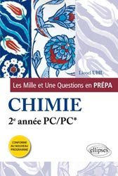 Chimie PC - PC*