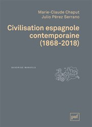 CIVILISATION ESPAGNOLE COMTEMPORAINE