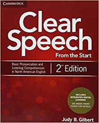 Clear Speech from the Start - Student's Book with Integrated Digital Learning