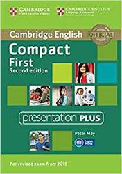Compact First : Presentation Plus DVD-ROM