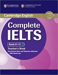 Complete IELTS Bands 6.5–7.5 - Teacher's Book
