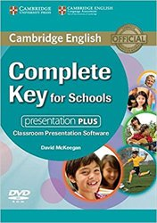 Complete Key for Schools - Presentation Plus DVD-ROM