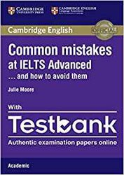 Common Mistakes at IELTS... and How to Avoid Them Advanced - Paperback with Testbank Academic