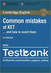 Common Mistakes at KET… and How to Avoid Them - Paperback with Testbank