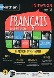COFFRET FRANCAIS ETRANGERS INITIATION A2
