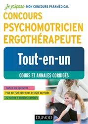 Concours Psychomotricien Ergothérapeute