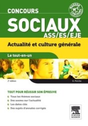 Concours sociaux ASS/ES/EJE