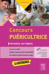 Concours puéricultrice