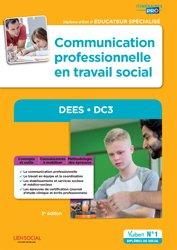 Communication professionnelle en travail social - DEES - DC3