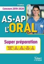 Concours AS-AP - L'oral