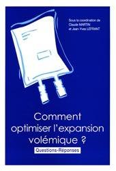 Comment optimiser l'expansion volémique ?