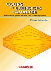 Cours et exercices d'analyse