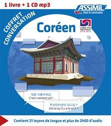 Coffret Conversation Coréen