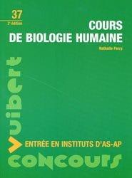 Cours de biologie humaine