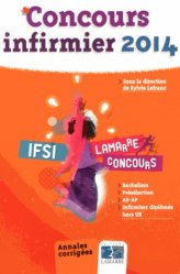 Concours infirmier 2014