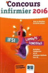 Concours infirmier 2015
