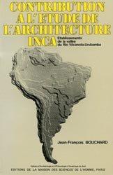 Contribution à l'étude de l'architecture inca