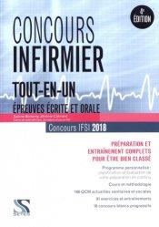 Concours infirmier 2018 Tout en un