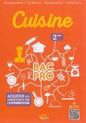Cuisine BAC PRO - Seconde