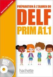 DELF PRIM A1.1 LIVRE ELEVE + CD