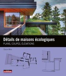 Détails de maisons écologiques