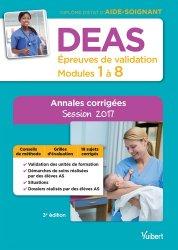 DEAS - Annales corrigées 2016