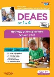 DEAES - DC 1 à 4 - Méthode et entraînement